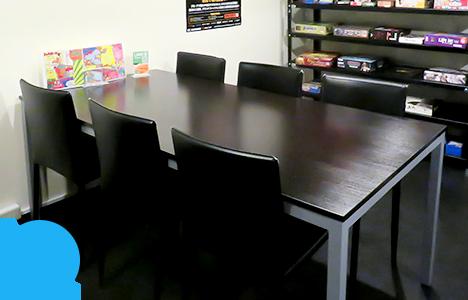 テーブルスペース